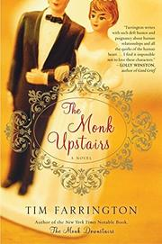 Cover art for THE MONK UPSTAIRS