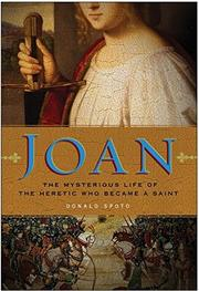 Cover art for JOAN