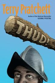 Cover art for THUD!