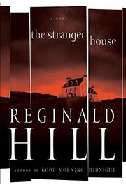 Cover art for THE STRANGER HOUSE