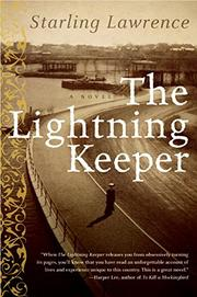 Cover art for THE LIGHTNING KEEPER