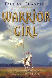 Cover art for WARRIOR GIRL