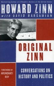 HISTORY MATTERS by Howard Zinn