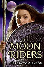 Cover art for THE MOON RIDERS