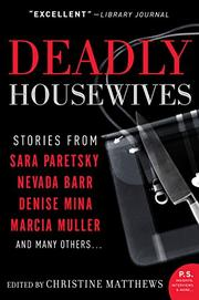 Book Cover for DEADLY HOUSEWIVES