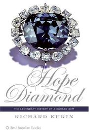 HOPE DIAMOND by Richard Kurin