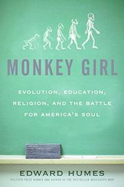Book Cover for MONKEY GIRL