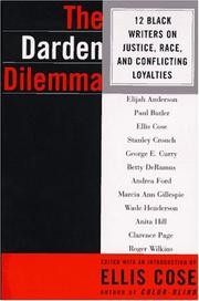 THE DARDEN DILEMMA by Ellis Cose