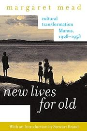 Cover art for NEW LIVES FOR OLD