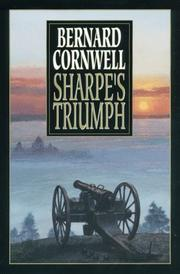 Cover art for SHARPE'S TRIUMPH