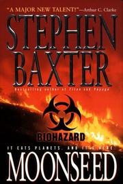 MOONSEED by Stephen Baxter