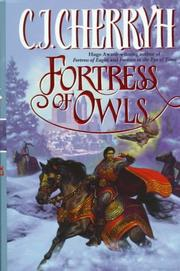 Cover art for FORTRESS OF OWLS