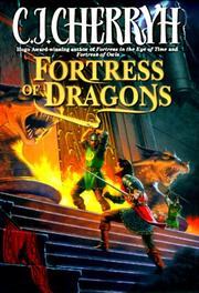 Cover art for FORTRESS OF DRAGONS