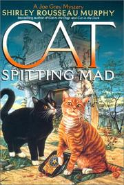 Cover art for CAT SPITTING MAD