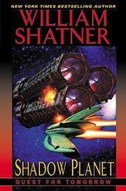 Cover art for SHADOW PLANET