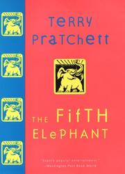 Cover art for THE FIFTH ELEPHANT