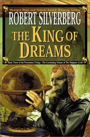 Book Cover for THE KING OF DREAMS