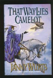 Cover art for THAT WAY LIES CAMELOT