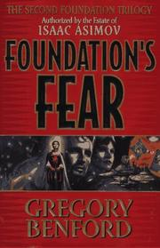 FOUNDATION'S FEAR by Gregory Benford