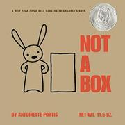 Book Cover for NOT A BOX
