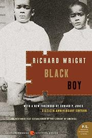 Cover art for BLACK BOY