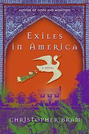 Cover art for EXILES IN AMERICA