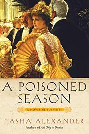 Cover art for A POISONED SEASON