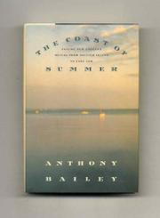 THE COAST OF SUMMER by Anthony Bailey