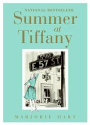 Cover art for SUMMER AT TIFFANY