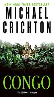 CONGO by Michael Crichton