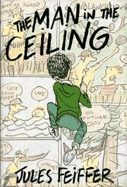 Cover art for THE MAN IN THE CEILING