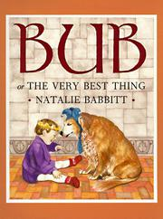 BUB by Natalie Babbitt