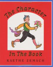Cover art for THE CHARACTER IN THE BOOK