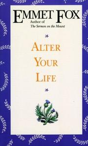 ALTER YOUR LIFE by et Fox