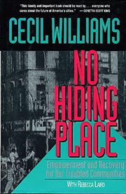 NO HIDING PLACE by Cecil Williams