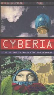 CYBERIA by Douglas Rushkoff