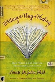 Cover art for WRITING AS A WAY OF HEALING