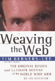 Cover art for WEAVING THE WEB