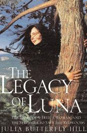 Cover art for THE LEGACY OF LUNA