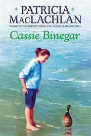 CASSIE BINEGAR by Patricia MacLachlan