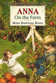 ANNA ON THE FARM by Mary Downing Hahn