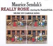 MAURICE SENDAK'S REALLY ROSIE STARRING THE NUTSHELL KIDS by Maurice Sendak