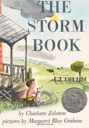 THE STORM BOOK by Charlotte Zolotow
