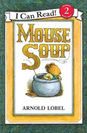 MOUSE SOUP by Arnold Lobel
