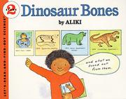 DINOSAUR BONES by Aliki