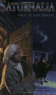 SATURNALIA by Joel Spector