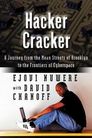 Cover art for HACKER CRACKER
