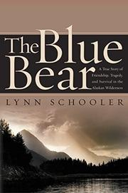 Cover art for THE BLUE BEAR