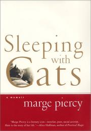 SLEEPING WITH CATS by Marge Piercy