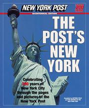 THE POST'S NEW YORK by Antonia Felix
